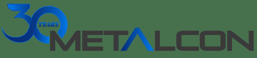 30 Years METALCON Logo